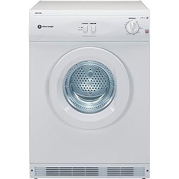 white knight c44a7w 7kg vented tumble dryer amazon co uk kitchen rh amazon co uk Appliance Repair Man Appliance Repair