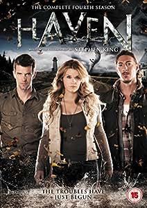 Haven - Season 4 [DVD]