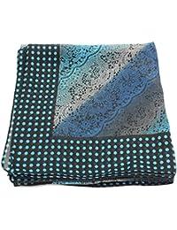 Frauenalltags Weiche Quadratisch Kopftücher (1mx1m) - Kaufen Sie 2 für 15Eur