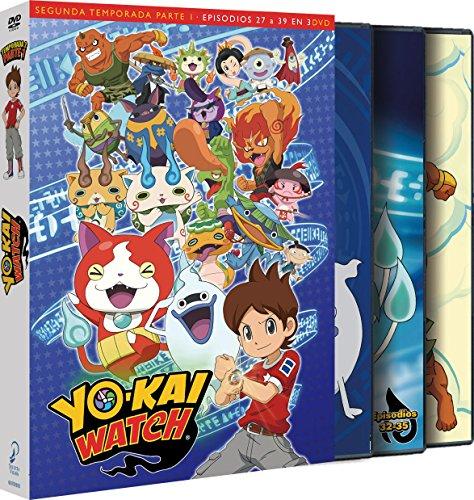 Produktbild Yo-kai Watch (YO-KAI WATCH - TEMPORADA 2 PARTE 1. EPISODIOS 27 A 39.,  Spanien Import,  siehe Details für Sprachen)