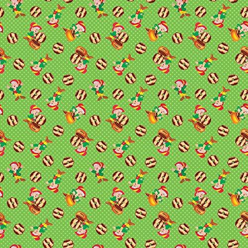 springs-creative-kelloggs-keebler-43-44-pulgadas-de-ancho-100-algodon-d-r-keebler-elfo-con-rayas-de-