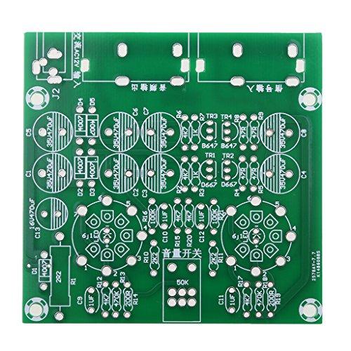 Sharplace 6K1 Ventil HIFI Stereo Puffer kopfhörerverstärker Vorverstärker Board DIY (Ventil-kopfhörer-verstärker)