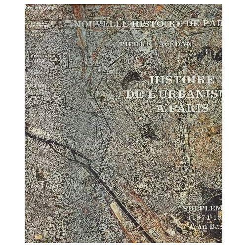 Histoire de l'urbanisme à Paris