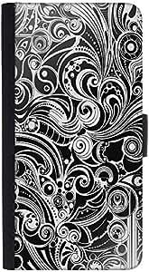 Snoogg Dark Side Brightdesigner Protective Flip Case Cover For Htc Desire 816