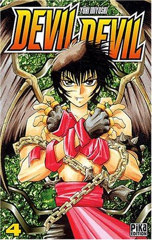 Devil Devil, tome 4