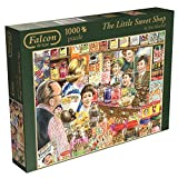 Jumbo Spiele Falcon - The Little Sweet Shop. Puzzle 1000 Teile