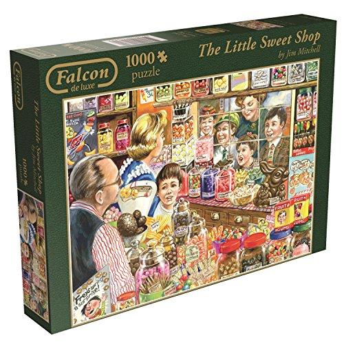 Jumbo - 1000 Falcon, The Little Sweet Shop (611079)
