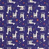 Fabulous Fabrics Flanell Alpaca — Meterware ab 0,5m —