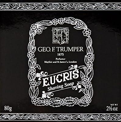 Geo. F Trumper Eucris 80g shaving soap Refill.