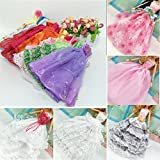 #10: Beautiful Elegant Handmade Party Weeding Gown Dress Fashion Cloth For Barbie Doll (2 PCS)