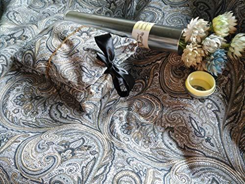 Saco térmico desenfundable funda tela algodón mandalas