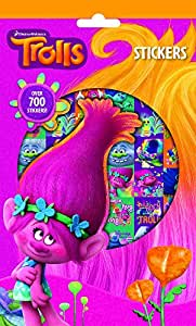 Anker TRSTR Trolls Stickers, 700 Piece