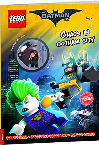Preisvergleich Produktbild The LEGO® Batman Movie. Chaos in Gotham City