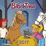 Bibi & Tina 2017 - Comickalender, Kinderkalender, Broschürenkalender, Pferdekalender - 30 x 30 cm