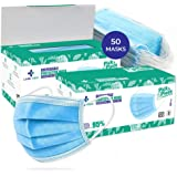CAREVIEW™ Model No. CV2992 3 Ply (50 Pieces), SITRA & BIS (ISI) Approved Disposable Surgical Mask With Built in Metal…