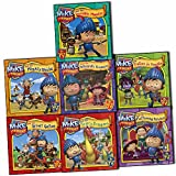 Mike the Knight 7 Books Collection Pack Set (Mike the Knight and Trollee in Trouble, and the Fluttering Favour, and the Great Gallop, and the Wizard's Treasure, and the Mighty Shield, and the Invisible Monster, and the Scary Dragons)