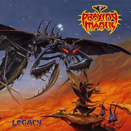 Praying Mantis: Legacy (Audio CD)