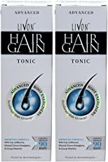 Livon Hair Gain Tonic 150ml Pack of 2