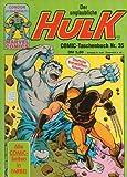 Image de Der unglaubliche HULK Taschenbuch # 35 Condor Verlag (Der unglaubliche Hulk)