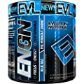 Evlution Nutrition ENGN Pre-Workout, Pikatropin-Free, 30 Servings, Intense Pre-Workout Powder for Increased Energy, Power, and Focus (Blue Raz) from Evlution