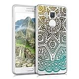 kwmobile Funda para Samsung Galaxy A5 (2015) - Case para móvil en TPU silicona - Cover trasero...