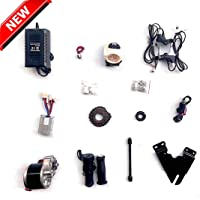 GoGoA1 250W Electric Bicycle Conversion Kit eBike PMDC Motor Kit 4 DIY Electric Bicycle