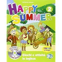 Happy summer. Per la Scuola elementare. Con Multi-ROM: 2