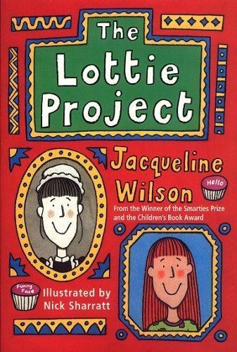 The Lottie Project by Jacqueline Wilson (1998-06-04)