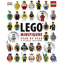 LEGO Minifigure Year by Year A Visual History: With 3 Minifigures