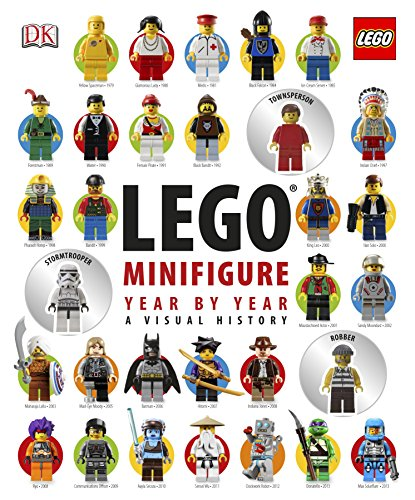 LEGO® Minifigure Year by Year A Visual History: With two Minifigures