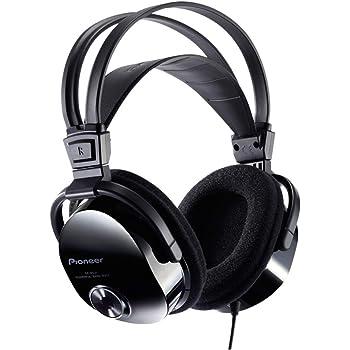 Pioneer SE-M531 Cuffia per Ascolto Musica e Home Cinema, Nero/Antracite