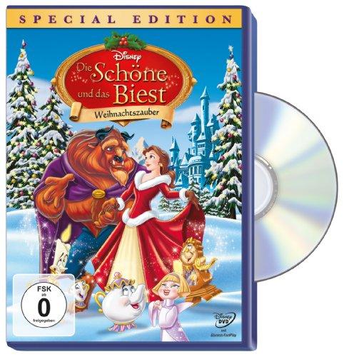 Bild von Die Schöne und das Biest: Weihnachtszauber [Special Edition]