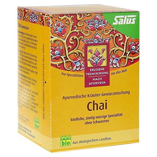CHAI Tee Bio Salus Filterbeutel 15 St Filterbeutel