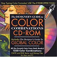 The Designer's Guide to Color Combinations CD-Rom