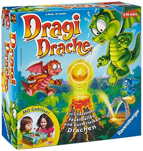 Ravensburger 22173 - Dragi Drache by Ravensburger