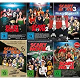 Scary Movie Collection 1 - 5 + Scary Movie 3.5 | + Bonus DVD Laurel & Hardy: Best of 3