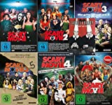 Scary Movie Collection 1 - 5 + Scary Movie 3.5 | + Bonus DVD Laurel & Hardy: Best of 3 (7-DVD)