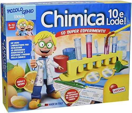Lisciani 51748 - Piccolo Genio Chimica 10 E Lode!