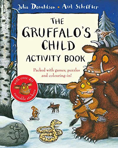 The Gruffalo's Child Activity Book por Julia Donaldson