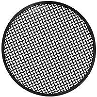 Grille métallique pour enceinte 30cm - VDAC35 - Noir