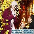 Solar Lichterkette, Opamoo 30er LED Solar Lichterkette Wasserdicht Garten Lichterkette Dekoration Beleuchtung Kugel für Außen, Indoor Gärten, Rasen, Weihnachten Party - 6.5M, Warmweiß