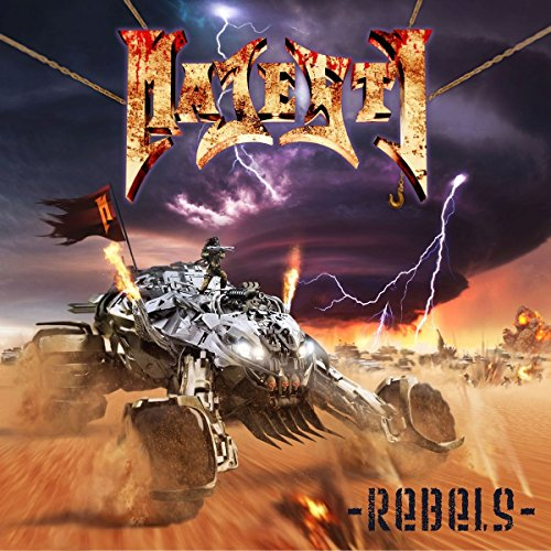 Majesty: Rebels (Audio CD)