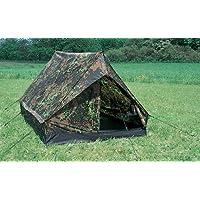 Zweimann-Zelt 'Mini Pack Super' flecktarn