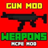 Mods : GUN Mod for MCPE