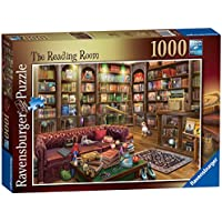 Ravensburger The Reading Room, 1000pc Jigsaw Puzzle