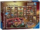 Ravensburger The Reading Room, Puzzle de 1000 Piezas