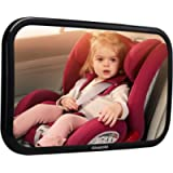 [2020 New Upgrade] Akapola Baby Car Mirror for Back Seat, Baby Rear View Mirror for Car to See Rear Facing Baby, Kids…