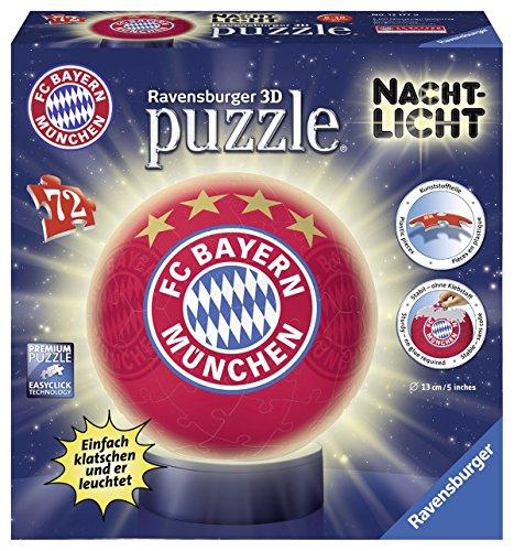 Ravensburger 12177 - Nachtlicht FC Bayern München, bunt - 2