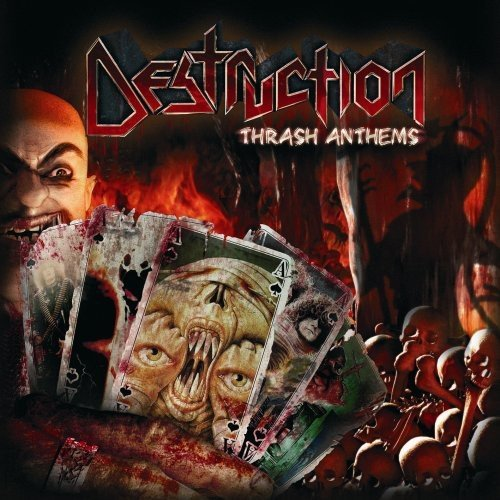 Destruction: Thrash Anthems (Audio CD)