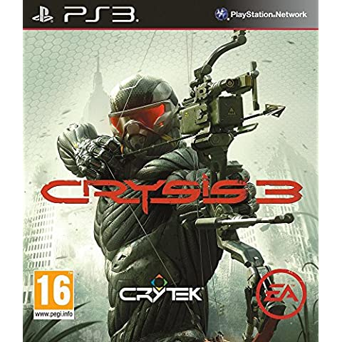 Electronic Arts Crysis 3 - Juego (PS3)
